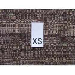 Sukarpytos dydžio etiketės 10x20 mm (100vnt.)