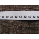 Dydžio etiketės 13x25 mm (1000vnt.)