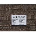 Lipnios nailoninės etiketės 13x15mm (100 vnt.)