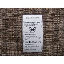 Nylon labels