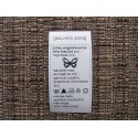1-colour nylon labels 25x20mm (100 pcs.)