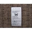 1-colour nylon labels 45x25mm (100 pcs.)