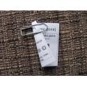 Double-sided nylon labels 25x25mm (100 pcs.)