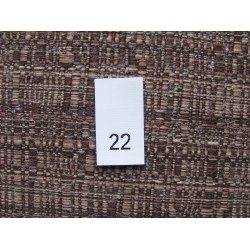 Size labels 13x25 mm (100 pcs.)