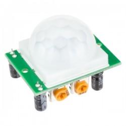 PIR judesio detektoriaus modulis