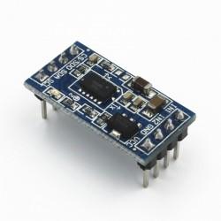 MMA7455 akselerometro modulis
