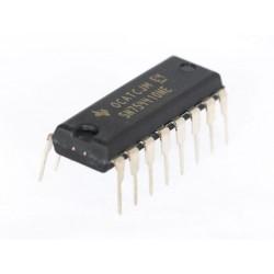 Variklių valdymo mikroschema L298 (H-bridge)