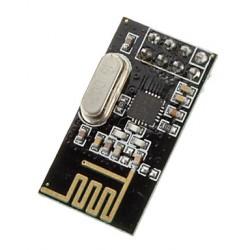 2,4GHz bevielės komunikacijos modulis