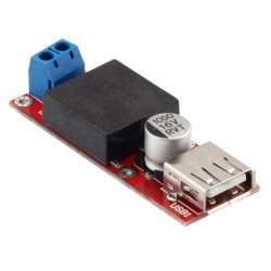 Impulsinis USB 5V maitinimo šaltinis 3A