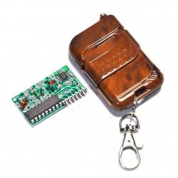 315MHz nuotolinio valdymo komplektas su pulteliu