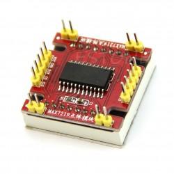 8x8 LED matrica su valdikliu