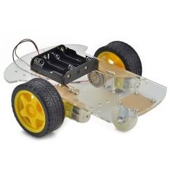 2WD važiuoklės komplektas