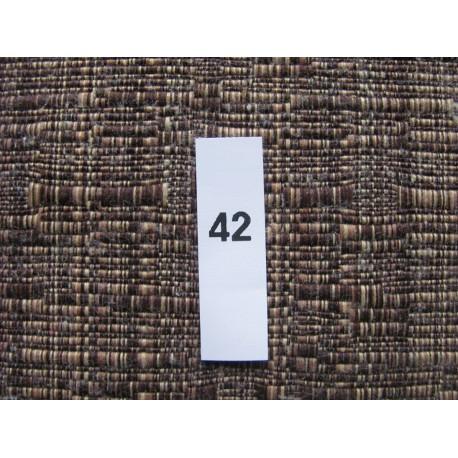Cut size labels 13x20 mm (100 pcs.)