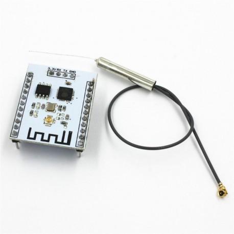 ESP8266 ESP-201 WiFi modulis su išorine antena