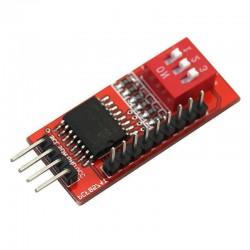 PCF8574T I2C I/O praplėtimo modulis