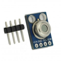 Nuotolinio termometro MLX90614 modulis