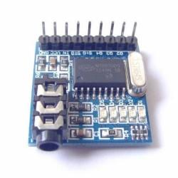 MT8870 DTMF dekoderio modulis