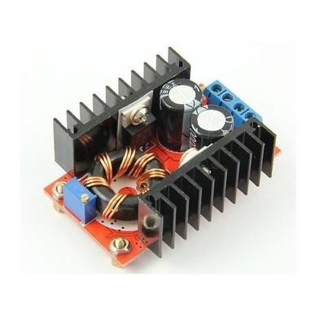 UC3843 Step-up impulsinis maitinimo šaltinis iki 35V iki 6A iki 150W
