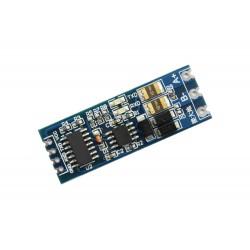 UART ir RS485 sąsajos modulis su apsauga