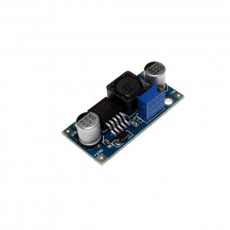 XL6009 Step-up impulsinis maitinimo šaltinis iki 38V iki 4A