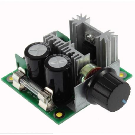 PWM signalo generatorius 40V 10A
