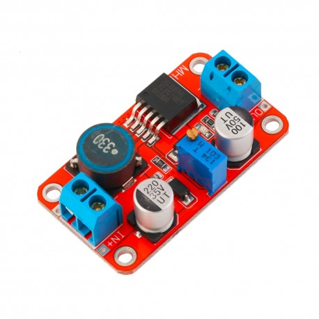 XL6019 Step-up impulsinis maitinimo šaltinis iki 40V iki 5A
