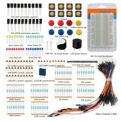 Elektroninių komponentų rinkinys