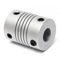 Amortizuojanti variklio ašies jungtis 5 mm / 8 mm (tinka Nema17, Nema23)