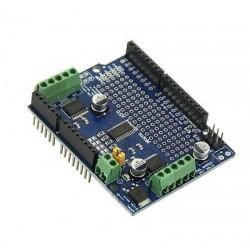 Variklių valdymo (4x H-bridge) I2C modulis su TB6612