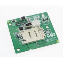 GSM GPRS modulis su M590E ir miniUSB