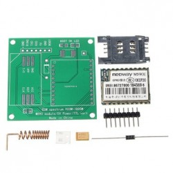 GSM GPRS modulio su M590E rinkinys