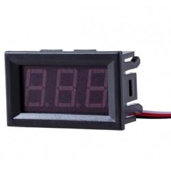 Skaitmeninis DC voltmetras 0-30V