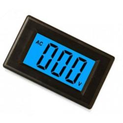 Skaitmeninis AC voltmetras 80-500V su LCD
