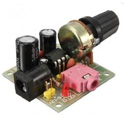 Audio stiprintuvo su LM386 modulis
