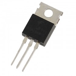 IRF520N tranzistorius
