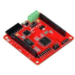 Colorduino 8x8 RGB LED matricos valdiklis. Pagrindinė plokštė.