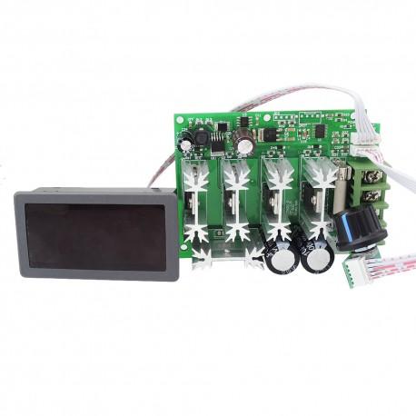 PWM signalo generatorius 80V 30A 500W