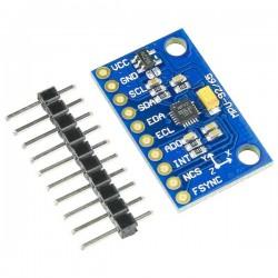 MPU-9250 9DOF (akselerometras + giroskopas + magnetometras) modulis
