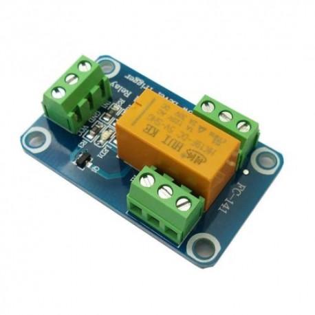5V dvigubos relės modulis