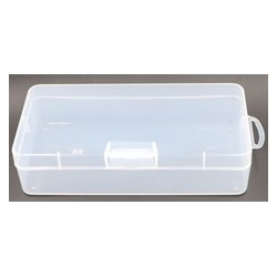 PP dėžutė rinkiniams 184x90x45 mm