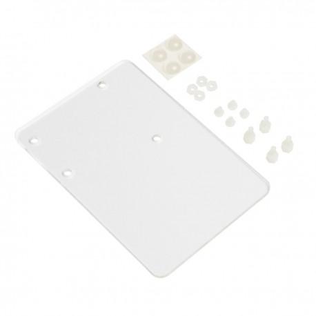 Skaidri akrilinė Arduino UNO R3 platforma