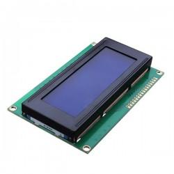 4x20 simbolių LCD modulis su mėlynu pašvietimu