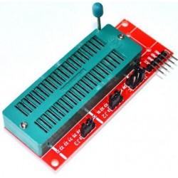 ZIF lizdo modulis ICSP programatoriui