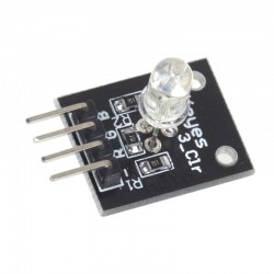 RGB LED modulis