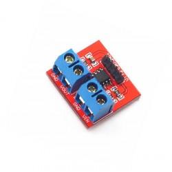 MAX471 srovės ir įtampos matavimo modulis 0-3A 3-25V