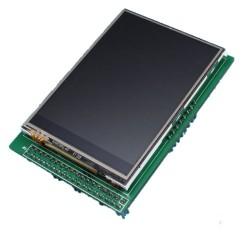 Jutiklinis 2,8 colio TFT LCD modulis
