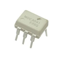 MOC3041 tiristorinis optronas