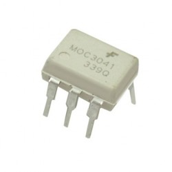MOC3041 optronas