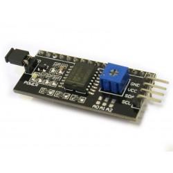 I2C valdiklis LCD moduliams
