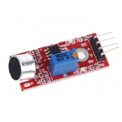Triukšmo detekcijos modulis